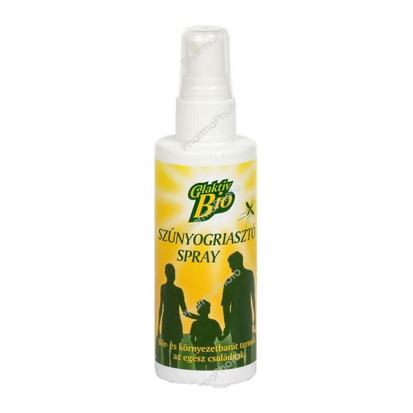 Galaktiv Bio szunyogriaszto spray 100ml604622 2017 tn